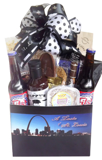 St Louis Gift Baskets With Style
